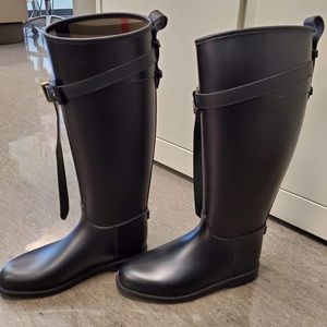 Burberry Rain Boots (Authentic)